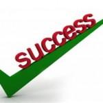 Checkmark success