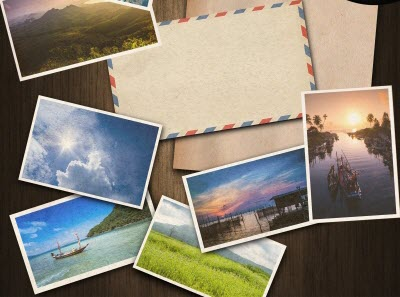 postcard-sized expired listing letters