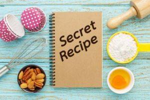 secret recipe for real estate success