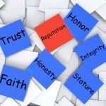 Real estate copywriters convey trust