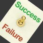 success or failure in real estate marketing