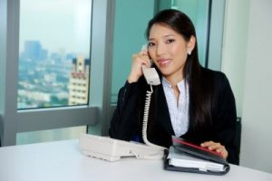 nurturing relationships with past clients can mean making a phone call