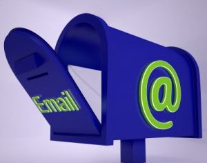 use informative email for nurturing relationships with past clients