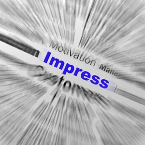 Impress your prospects