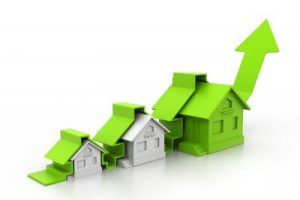 housing market going up