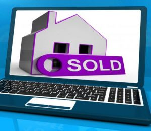 announce real estate success with sold notices