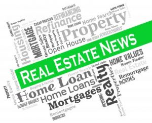 fill your real estate website with news