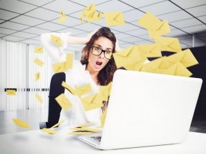 don't send spam when prospecting