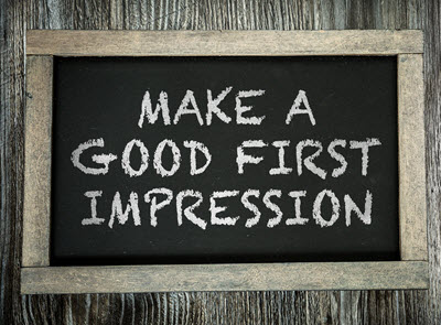 positive first impression