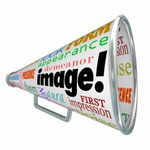 It's YOUR image - make it a good one!