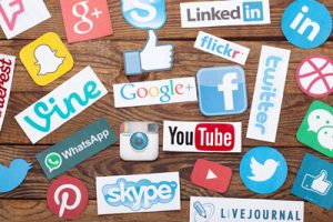 use social media for real estate self promotion