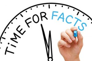give your clients the facts